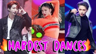THE REALLY HARDEST DANCE ON KPOP 2019!