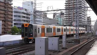 阪神1202F梅田側ユニット分割入換 車庫→丘 2018.04.26