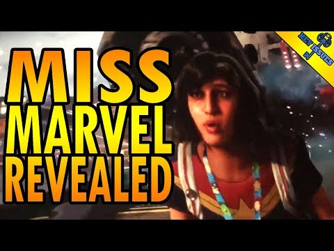 What Miss Marvel Means to the Avengers Project | SDCC 2019