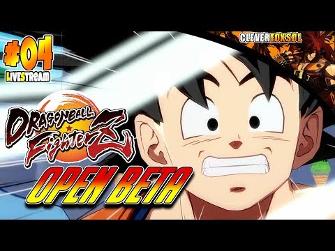 Download DragonBall FighterZ - Open Beta {PS4}  #04 Live Stream