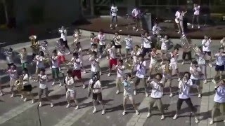 SITバンドダンプレ 岩見沢東高等学校来校 交流会(2014.9.14)NO.2