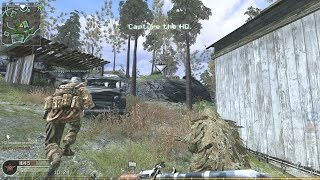 Call of Duty 4: Modern Warfare [Creek Map] - Headquarters - PC Online Multiplayer