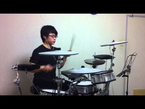 In Friends We Trust - Chunk! NO, Captain Chunk! Drum Cover