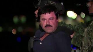 Messico, El Chapo torna nella prigione da cui era evaso