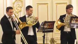 Olympic Brass - Goomba Boomba