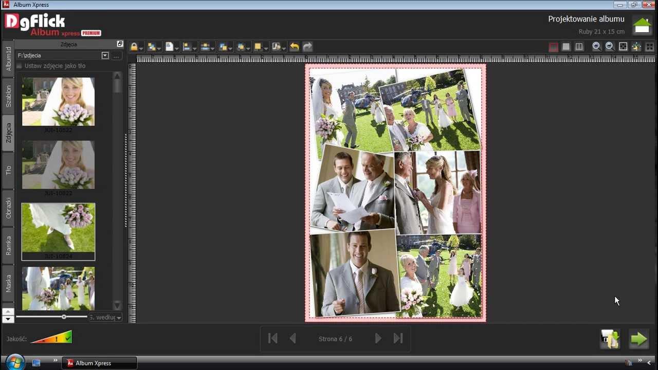 06 - Order Xpress - Funkcje grupowania zdjęć oraz zaawansowanego obracania zdjęć