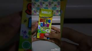 Madu mbelit syifa kids | cara mengatasi sembelit anak|  Treat constipation of the child|