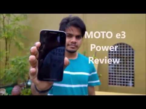 Moto E3 Power  Review | Camera & Gameplay |