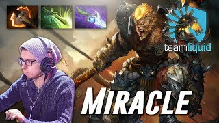 Miracle Monkey King Wukong [HARD GAME] - Dota 2 Pro MMR Gameplay