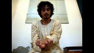AyurVida Namaste 03 :: Nadi Pariksha - Auto-Escuta do Pulso Ayurvédico :: (Ayurveda Para Todos)