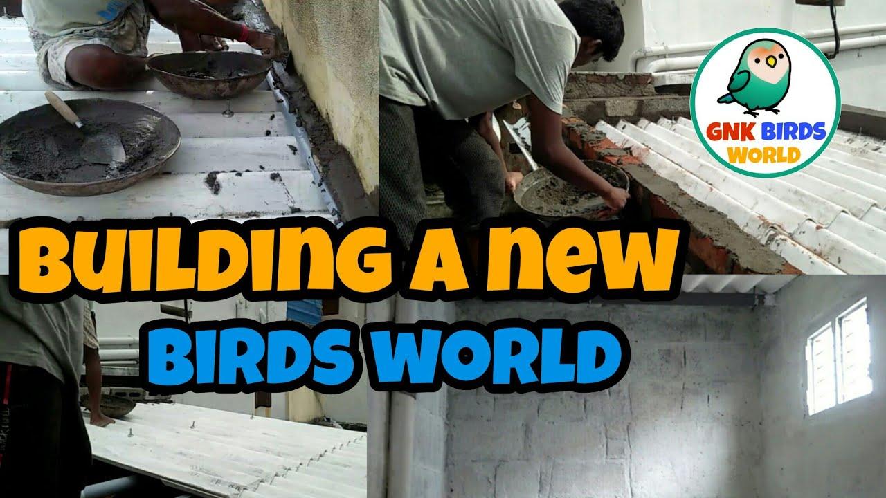 Building a New world/ farm updates in தமிழ்