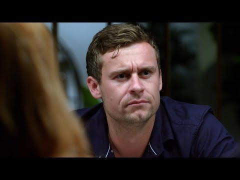 Dean and Ryan's conversation doesn't end well for Dean | Married at First Sight Australia 2018