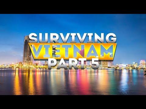 Surviving Vietnam Part 5 - Saigon