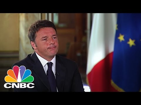 Why Donald Trump Doesn't Get Italian PM's Vote | CNBC