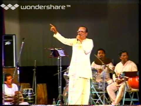 Odum Megangale' - T.M. Soundararajan with ApSaRaS