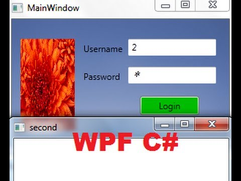 Resolved Prevent buttons from blinking in WPF c#, wpf, windows, xaml