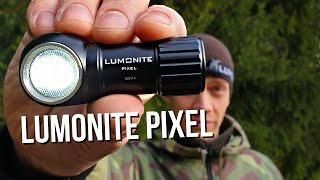 Review: Lumonite Pixel - small, but powerful headlamp! [ENGLISH SUBTITLES]