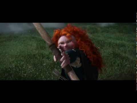 Відважна 3D (Brave) ^Храбрая сердцем^ 2012 |Трейлер Рус|