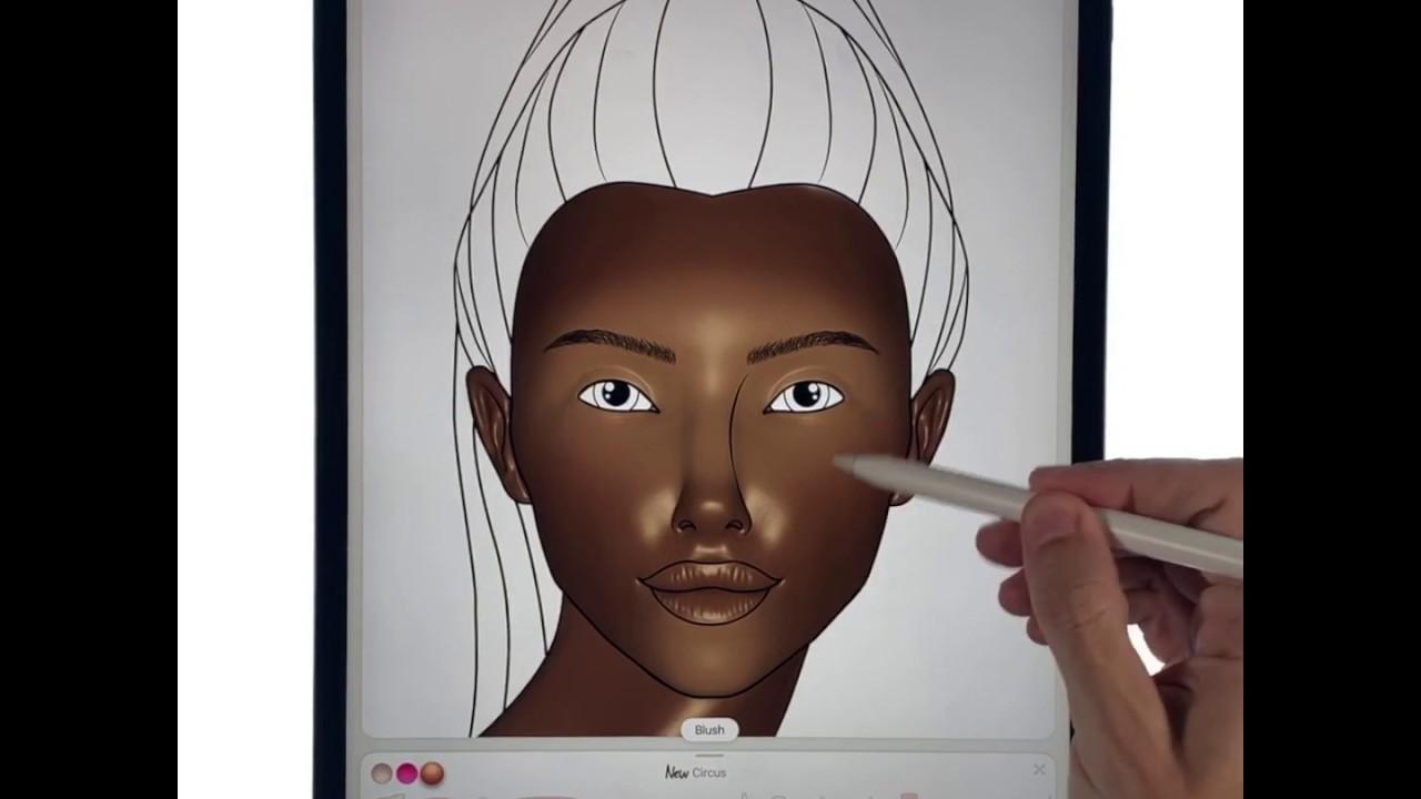 Face Inside Your Prêt à Makeup App