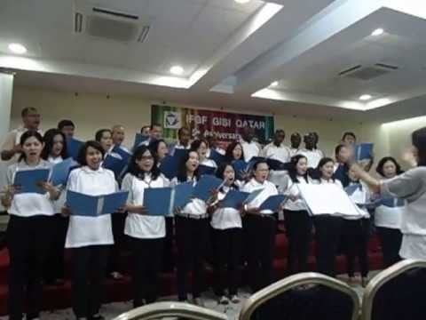IFGF GISI CHURCH CHOIR - State Of Qatar