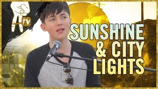 """Sunshine & City Lights"" Official Live Performance 2 of 5 - Greyson Chance Takeover Ep. 23"