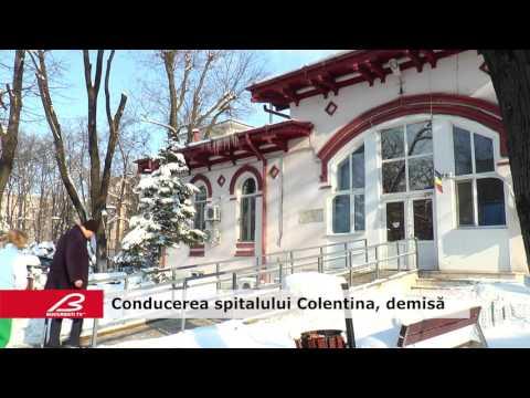 Conducerea Spitalului Colentina, Demisă