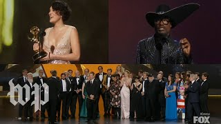'Game of Thrones' takes best drama, while 'Fleabag' wins the night for comedy at 2019 Emmys