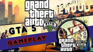 Most Insane and Funny  GTA 5 Gameplay || Episode 1 || Let