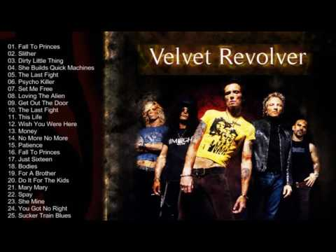 Velvet Revolver Best Songs 2016 [Velvet Revolver Greatest Hits] Velvet Revolver Album