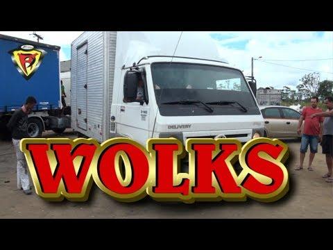 WOLKS 3/4 RODAS SPEED LINE QUALIFICADAS