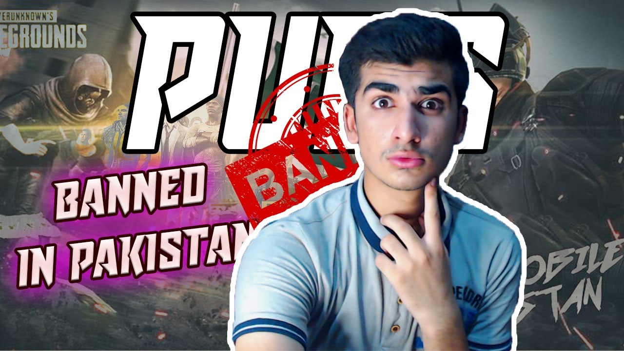 PAKISTAN KI TARAQI PUBG BAN KAR KE | WHY PUBG IS BANNED IN PAKISTAN | #UNBANPUBG