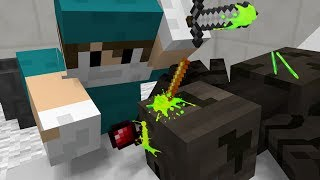 Monster School: Surgical Operation - Spider! - Minecraft Animation