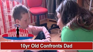 10Yr Old Confronts Dad About Time Together | Supernanny