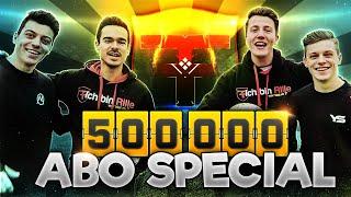 500.000 ABO SPECIAL : EXTREME SKILL FOOTBALL CHALLENGE !! | FeelFIFA