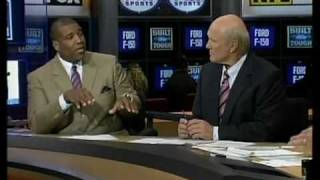 "Terry Bradshaw vs Joe ""Turkey"" Jones"