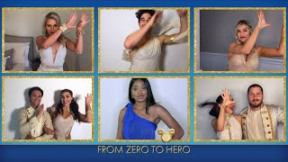 Keke Palmer and 'Dancing with the Stars' Perform 'Zero To Hero' - The Disney Family Singalong: Volum