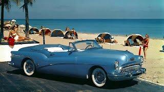 Buick Skylark 1953: неземной красоты автомобиль