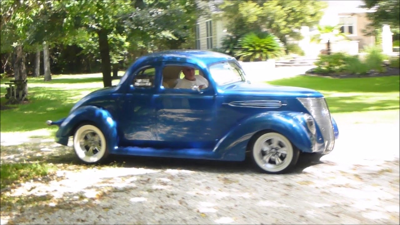 1937 Ford Custom Coupe For Sale Youtube