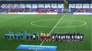 Лига Чемпионов (женщины) ФК Минск - Барселона (Испания) 0-3 Обзор матча