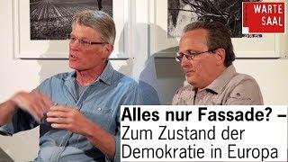 Fassadendemokratie und Tiefer Staat - Ernst Wolff und Ullrich Mies im
