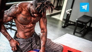 Explosive Workout Monster - Giampaolo Calvaresi | Muscle Mandess