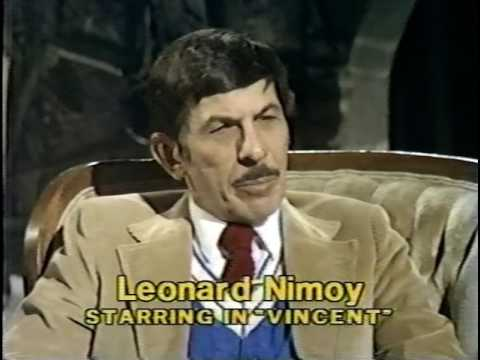 Creature Feature Leonard Nimoy Interview