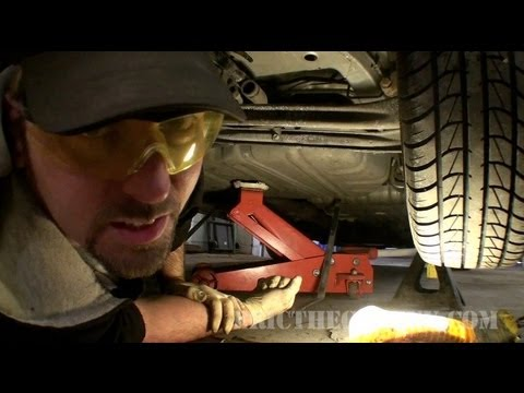 How To Replace a Fuel Pump (1999 Ford Taurus) - EricTheCarGuy - YouTube