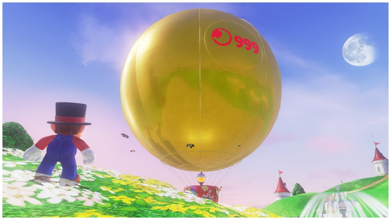 Let's Play All of Super Mario Odyssey