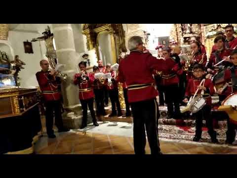 Agrupación el Caño,Domingo Pérez(Toledo)semana santa 2019