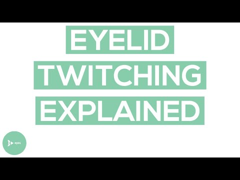 Information About Eye Twitching during pregnancy Causes and coverings