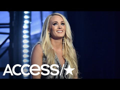 Carrie Underwood Reveals She Was Hospitalized In Germany For 3 Days | Access