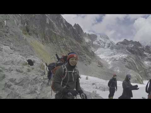 Everest basecamp - Gokyo trek may 2017