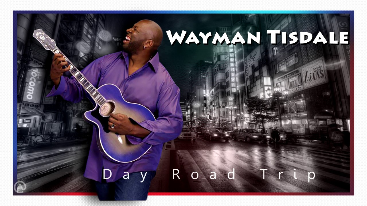 Wayman Tisdale Mix Smooth jazz bass guitarist