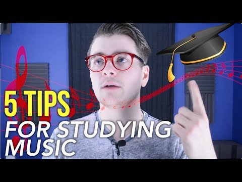 5 Tips for Studying Music at College/University